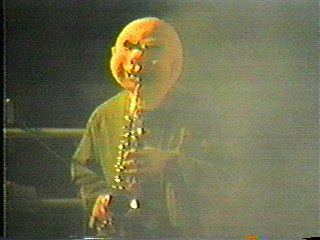 Your Sexy Big-Headed Sax-man